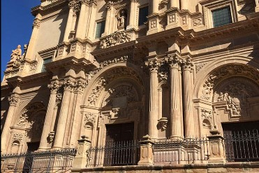 Antigua Colegiata de San Patricio