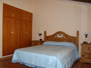 Alojamiento vacacional Casas La Perdiz (Sierra Espuña, Alhama de Murcia)