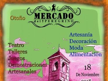 18th November artisan market Mercado del Peregrino in Caravaca de la Cruz