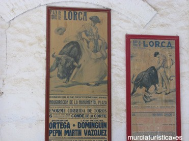 Plaza de toros Lorca