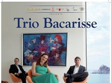 18th November the Trio Bacarisse at the Victor Villegas Auditorium in Murcia