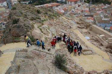 24th September guided tour of Alhama de Murcia castle