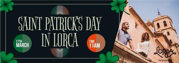 Saint Patrick's Day in Lorca Tour