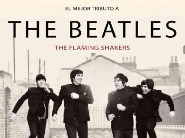 25th November tribute night to the Beatles in Totana