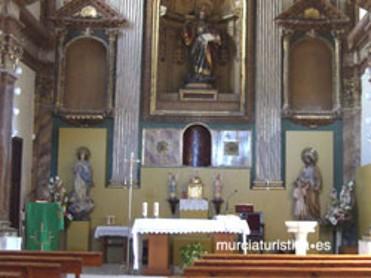 Iglesia Parroquial de San Bartolomé y Vera Cruz de Ulea