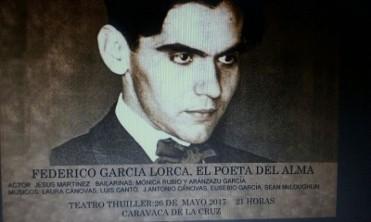 26th May Federico Garcia Lorca, el poeta del alma Caravaca de la Cruz