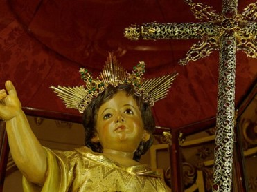 22nd September The Niño de Balate returns to his hermitage in Mula