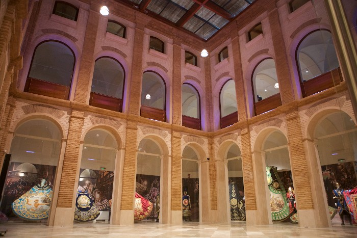 MUSEO AZUL DE SEMANA SANTA