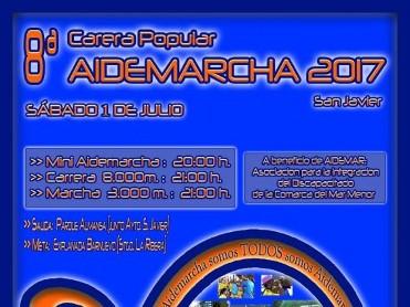 1st July Aidemarcha San Javier