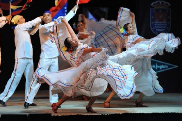 17th August FREE entry folk-dancing event in Los Alcázares