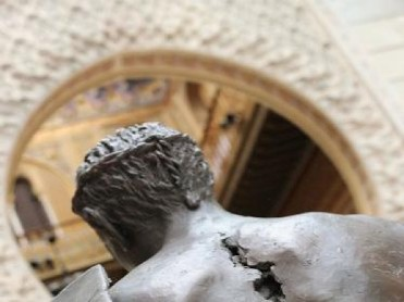 El Latido de las Piedras in the El Cigarralejo museum in Mula