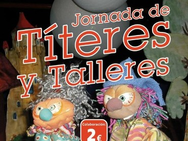 25th and 26th March solidarity puppets workshop in Á�guilas
