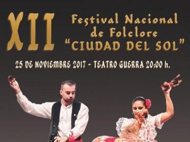 25th November free entry folkdancing festival in Lorca