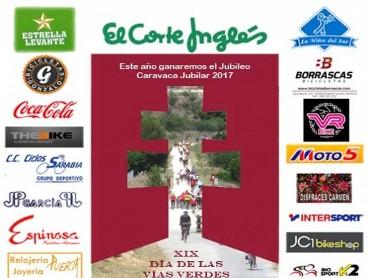 27th May XIX Día de las Vías Verdes with Bicimur: Mula to Caravaca de la Cruz