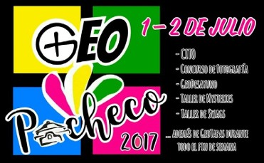 1st and 2nd July Geocaching in Torre Pacheco: Geopacheco 2017
