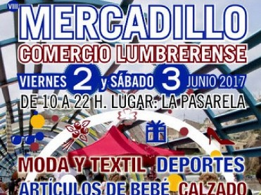 2nd and 3rd June Puerto Lumbreras Mercadillo Comercio Lumbrense