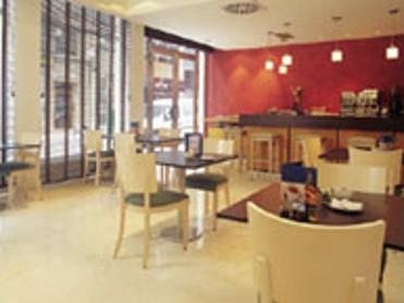 Cafetería La Alcazaba
