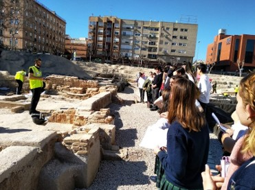 Until 30th July, free guided visits to the San Esteban archaeological dig in the centre of Murcia