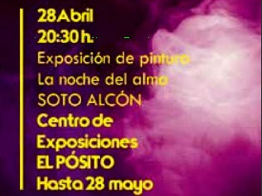28th April to 28th May La Noche del Alma in Alhama de Murcia