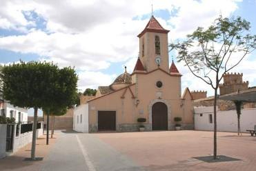 Balsicas Kirche