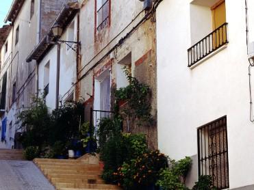 Calle del Casco Histórico Artístico