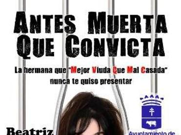 Antes muerta que convicta