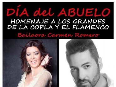 26th July Copla and Flamenco in Á�guilas