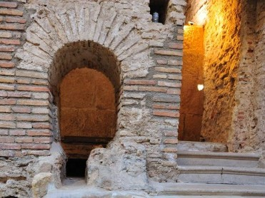 25th July free guided tour of the Los BaÁ±os thermal baths museum in Alhama de Murcia