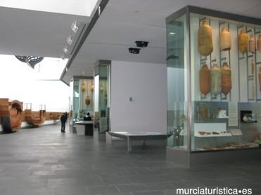 Interior sala exposición