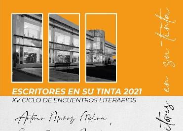 XV CICLO ESCRITORES EN SU TINTA 2021