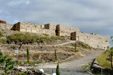 17th December guided tour of the Visigoth town of Begastri in Cehegin