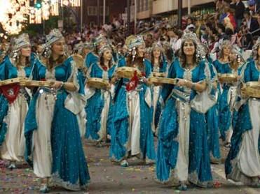 Fiestas de la Santísima y Vera Cruz