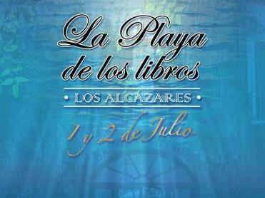 1st to 2nd July Playa Libros literary weekend in Los Alcízares
