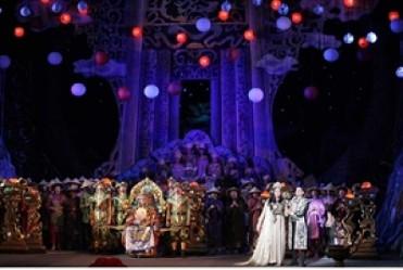 26th October, Turandot, opera at the Teatro Romea in Murcia