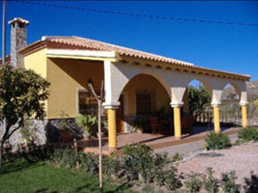 CASA RURAL EL RUBIAL