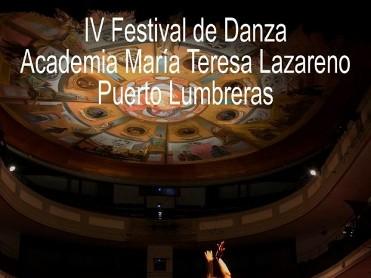 30th June IV Festival de Danza Academia Maria Teresa Lazareno in Puerto Lumbreras