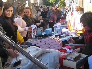 24th and 25th February Outlet fair in Cehegín