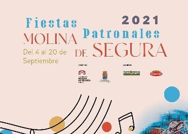 FIESTAS PATRONALES DE MOLINA DE SEGURA 2021
