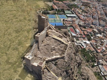 Sunday October 27th: Guided tour of Alhama de Murcia castle (Spanish)