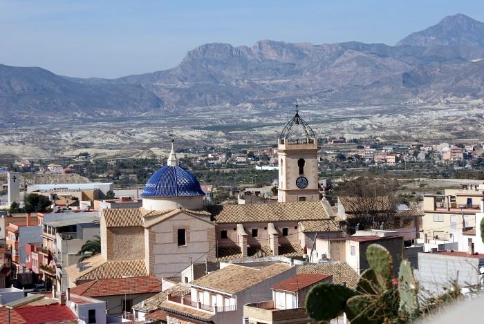 ABANILLA: MONUMENTS AND HISTORY