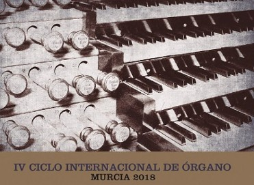 21st February Free organ recital in the Iglesia de San Juan de Dios in Murcia