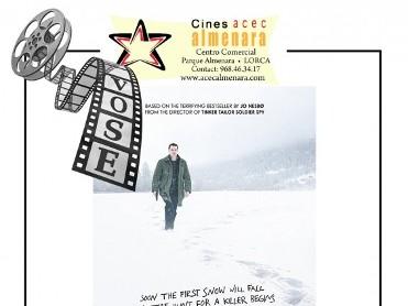 19th October: English language cinema at the Parque Almenara in Lorca: The Snowman