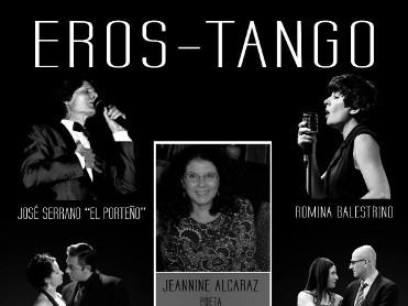 4th March Eros Tango at the Teatro Circo Apolo El Algar
