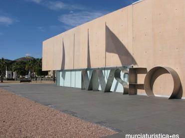 Exterior Museo Arqua