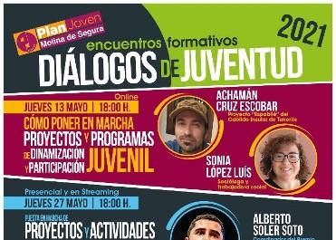 Encuentros Formativos: DIÁLOGOS DE JUVENTUD