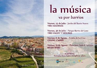 La música va por Barrios