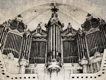 23rd November free organ recital in Murcia cathedral with Daniel Oyarzábal