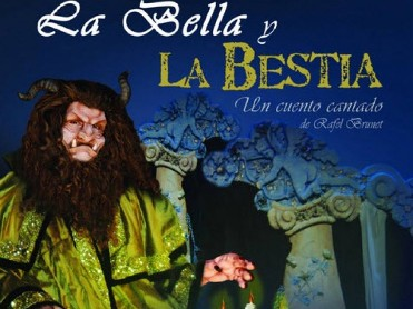28th to 30th October Beauty and the Beast, the musical, in Murcia City