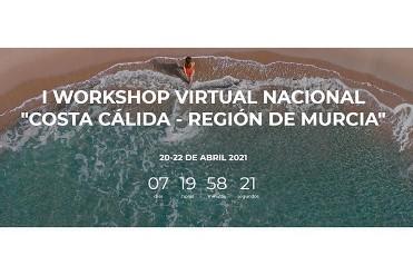 I WORKSHOP VIRTUAL NACIONAL COSTA CÁLIDA REGIÓN DE MURCIA