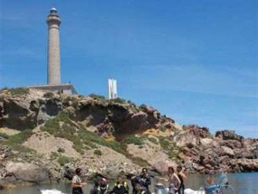 Turismo activo Islas Hormigas (Cabo de Palos - Cartagena)